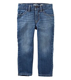 OshKosh B'Gosh Boys' 2T-14 Core Straight Jeans