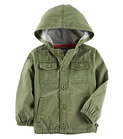 OshKosh B'Gosh Boys' 2T-5T Surplus Jacket Poplin Cargo Jacket