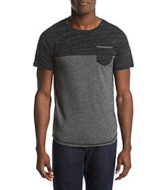 DVISION Men's Louie Short Sleeve Knit Pocket Tee