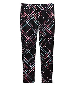 Exertek Girls' 4-16 All Over Print Leggings