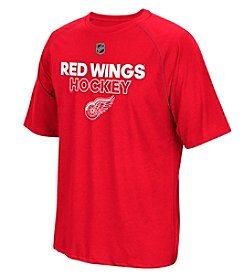 Adidas NHL® Detroit Red Wings Men's Climalite Tee