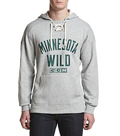 adidas NHL® Minnesota Wild Hockey Men's Hoodie