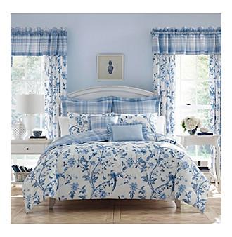 Laura Ashley Summer Palace Bedding Collection Bon Ton