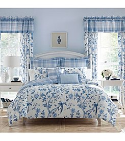 Laura Ashley Summer Palace Bedding Collection