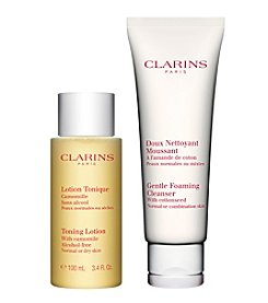 Clarins Cleansing Essentials Normal & Combination Skin