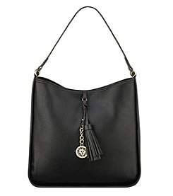 Anne Klein Street Smart Large Hobo Bag