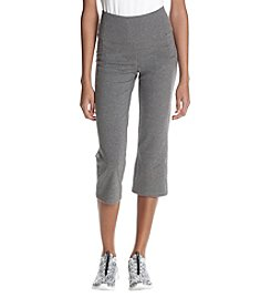 Exertek High Waist Yoga Cropped Pants