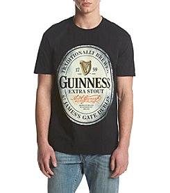Freeze Men's Short Sleeve Guinness Graphic Tee
