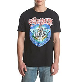 Freeze Men's Short Sleeve Aerosmith Graphic Tee