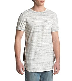 DVISION Men's Davey Side Zip Pocket Tee