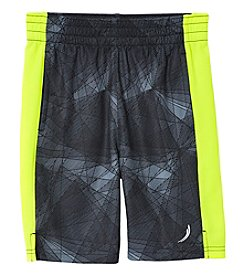 Exertek Boys' 4-7 Mesh Print Shorts