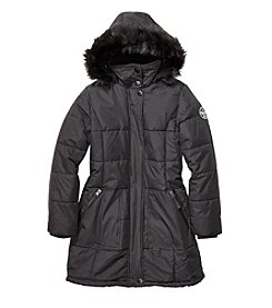 Hawke & Co. Girls' 7-16 Hooded Parka Jacket
