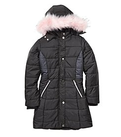 Hawke & Co. Girls' 7-16 Long Parka Jacket