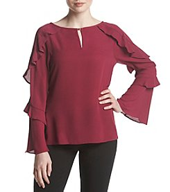 Ivanka Trump Georgette Top