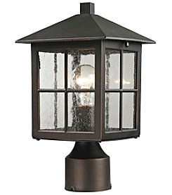 Thomas Shaker Heights 1-Light Outdoor Post Lamp