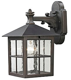 Thomas Shaker Heights 1-Light Outdoor Wall Sconce