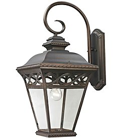 Thomas Mendham 1-Light Outdoor Wall Sconce