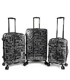Ecko Unltd. Garrison 3-Piece Expandable Spinner Set