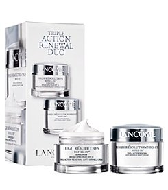 Lancome Triple Action Renewal Duo, A $194 Value