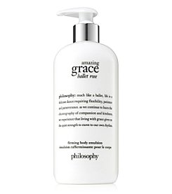 philosophy Amazing Grace Ballet Rose Firming Body Emulsion, 16 oz.