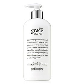 philosophy Pure Grace Nude Rose Body Lotion, 16 oz.