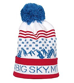 Cirque Mountain Apparel Snow Mountains Be Beanie