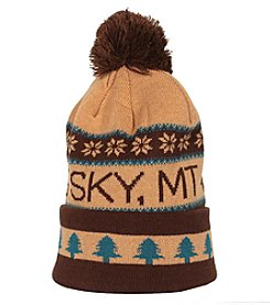 Cirque Mountain Apparel Big Sky Nordic Beanie