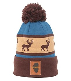 Cirque Mountain Apparel Illinois Deer Beanie