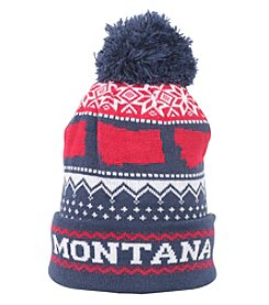 Cirque Mountain Apparel Montana Fairisle Beanie