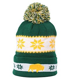 Cirque Mountain Apparel Cuffed Bufflo Fairisle Beanie