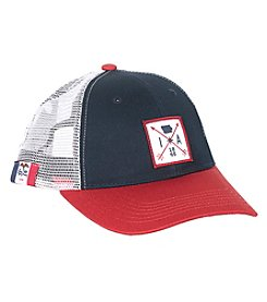 Cirque Mountain Apparel Iowa Arrow Patch Trucker Hat