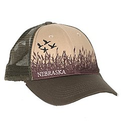 Cirque Mountain Apparel Nebraska Duck Hunter Trucker Hat