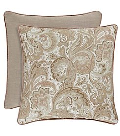 J. Queen New York Caitlin  Square Pillow
