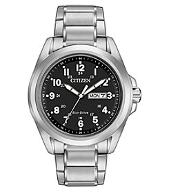 Citizen Eco-Drive Men's Stainless Steel Chandler Watch