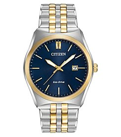 Citizen Eco-Drive Men's Two Tone Corso Watch