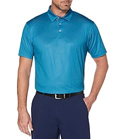 PGA TOUR Men's Motionflux 360 Printed Short Sleeve Polo