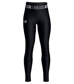Under Armour Girls' 7-16 HeatGear® Armour Leggings