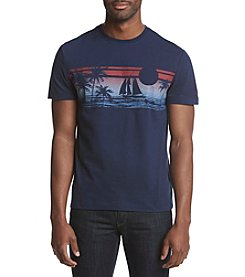 John Bartlett Consensus Men's Sailboat Graphic Tee
