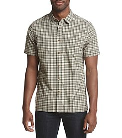 Ruff Hewn Men's Short Sleeve Mountaineer Button Down Shirt