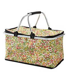 Living Quarters Floral Insulated Tote