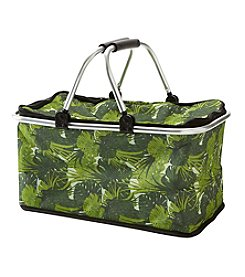 Living Quarters Green Leaf Insulated Tote