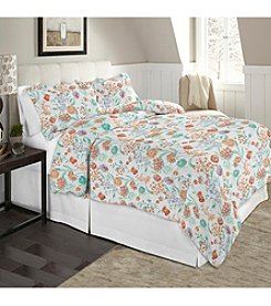 Celeste Home Peach Blossom Duvet Set