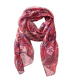 Collection 18 Paisley Scarf