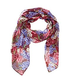 Collection 18 Ditsy Flower Scarf