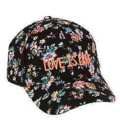 Collection 18 Love Is Love Baseball Hat