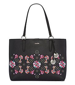 Calvin Klein Reese Floral Tote