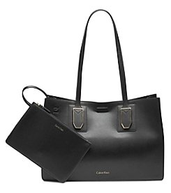 Calvin Klein Unlined East West Tote