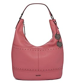 Calvin Klein Avery Micro Stud Large Hobo