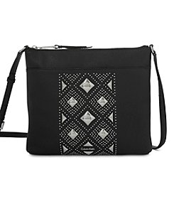 Calvin Klein Pyramid Studded Crossbody