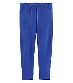 Oshkosh B'Gosh Girls' 2T-8 Solid Leggings